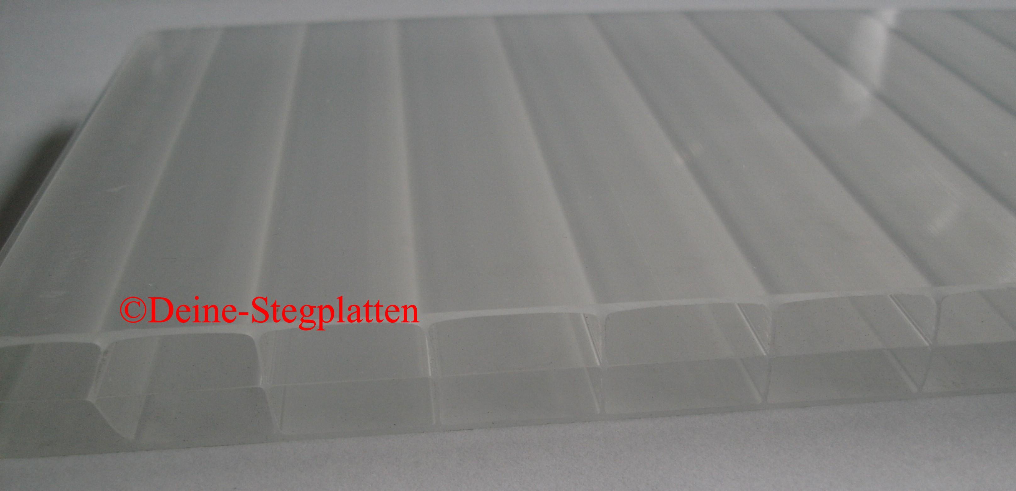 komplettdach terrassendach 16 mm stegplatten sdp opal 4x5 m mit zubeh r ebay. Black Bedroom Furniture Sets. Home Design Ideas